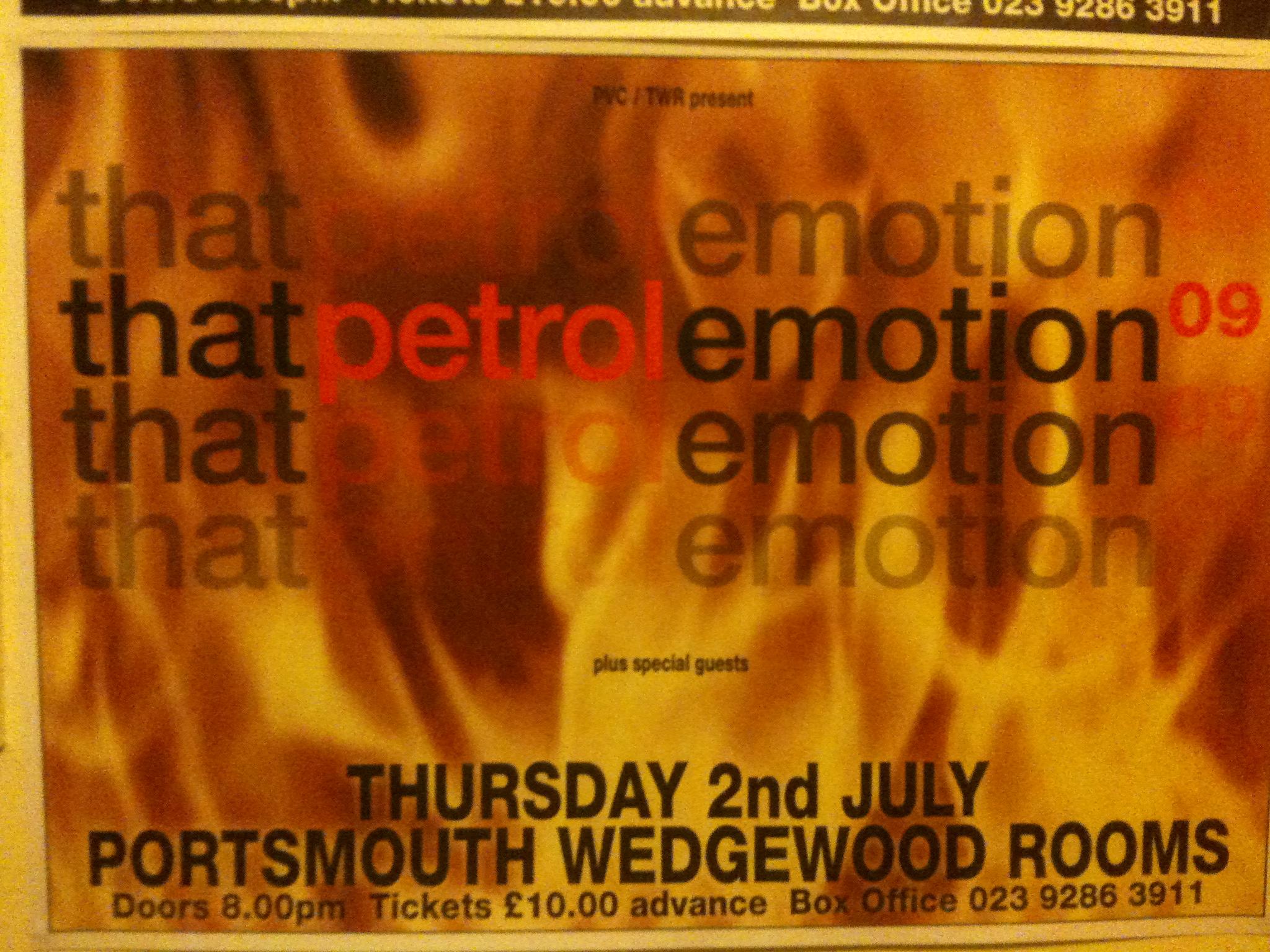 Original Portsmouth Poster